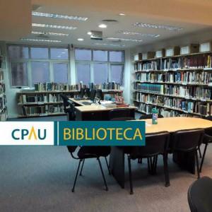 Consejo Profesional de Arquitectura y Urbanismo (Buenos Aires) - Biblioteca CPAU