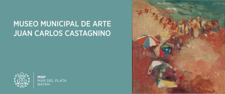 """Museo Municipal de Arte """"Juan Carlos Castagnino"""" - Villa Ortiz Basualdo - Biblioteca"""