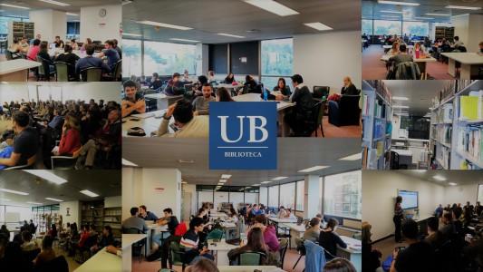 Universidad de Belgrano - Biblioteca
